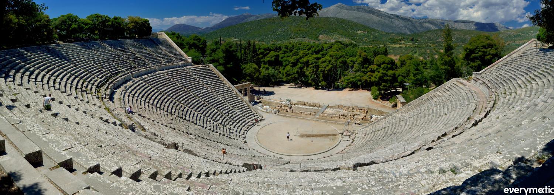 Mycenae-Epidavros-Nafplio  Everymatic