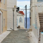Streets of the Chora
