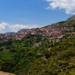 Arachova, near Delphi