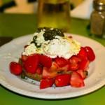 Axiotissa's dakos salad