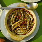 Sardines at Axiotissa