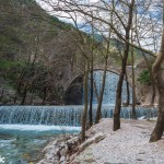Waterfall at Pigi near Elati