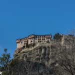 One of Meteora's 6 monasteries.