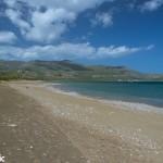 Kastraki Beach near Monevasia