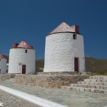 Windmills in the Chora