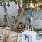 Local art for sale in the Chora